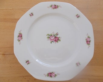 5 tables with small roses. Seltmann Weiden