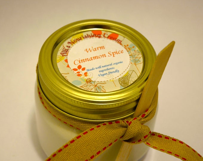 Warm Cinnamon Spice Nourishing Cream