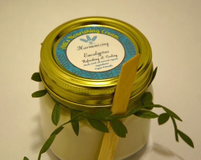 Harmonizing Eucalyptus Nourishing Cream