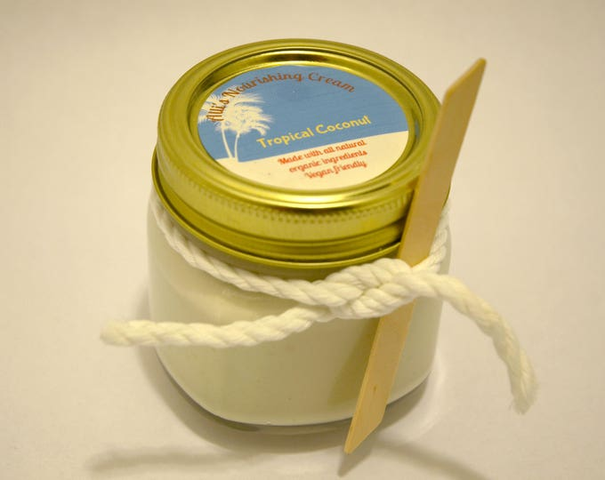 Tropical Coconut Nourishing Cream