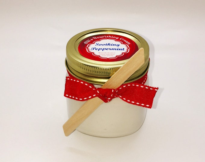 Soothing Peppermint Nourishing Cream