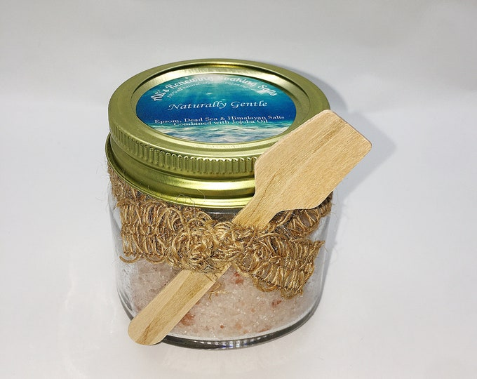 Naturally Gentle Renewing Soaking Salts