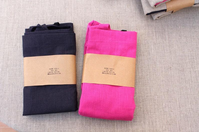 Tote Bag Linen Bag Summer Bag Boho Bag Women Bag Casual Bag Beach Bag Day Bag Travel Bag
