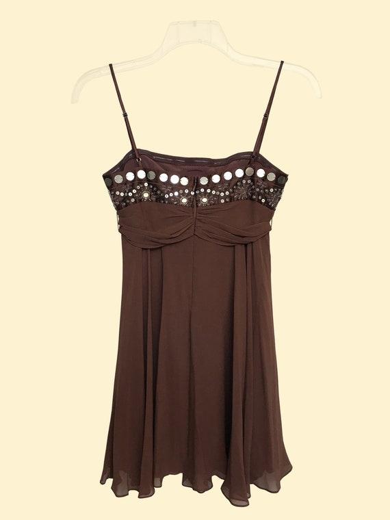 90s Silk Slip Dress - image 2