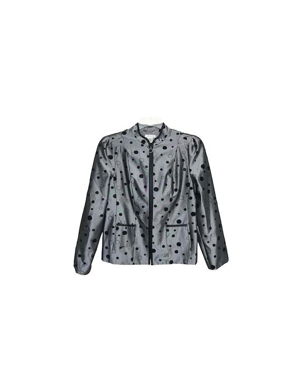90s Polka Dots Jacket