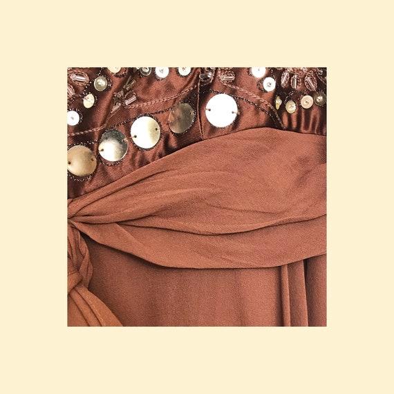 90s Silk Slip Dress - image 7