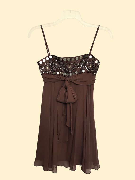 90s Silk Slip Dress - image 3