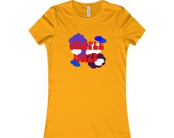 Women's Jimi Hendrix Purple Haze T-Shirt