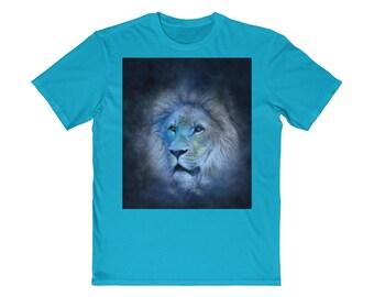 d37f148d Lion TShirt Animal Tee Cotton TShirt MenS Very Important Tee Custom Made