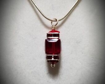 Swarovski Crystal Pendant Necklace