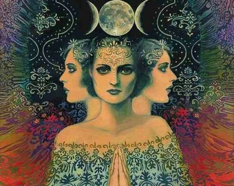 Hecate Shadow Reading