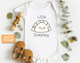 Bao Bei Onesie\u00ae Dumpling Onesie Reveal Onesie Cute Baby Onesie Boy Onesie Foodie Onesie Funny Baby Onesie Cute Dumpling Onesie