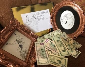 Manifest That Cash Print Bundle