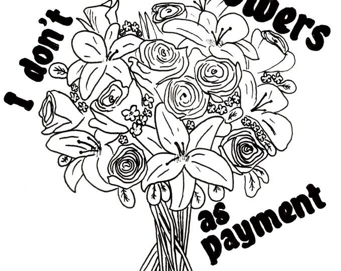 Cash > Flowers