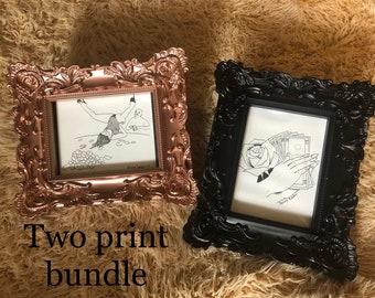 Two Print Bundle