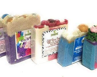 Handmade Soap Gift Set (5 Bars)