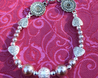 Mon Petit Coeur-Bracelet