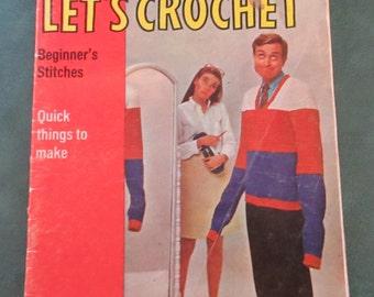 Lert's Crochet, american Threads star Book # 209