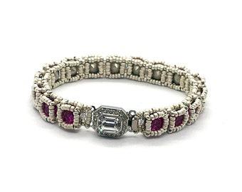 Hidden Crystals Bracelet