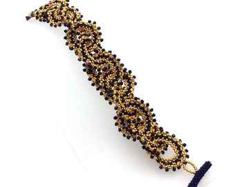 Ruffles Bracelet Turorial