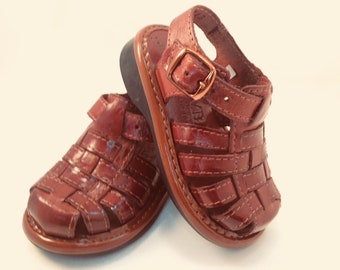 335e902b35c0 TODDLER LEATHER SANDALS