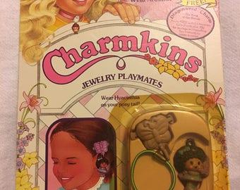 Vintage Charmkins 1983 Hyacinthia New on Card!