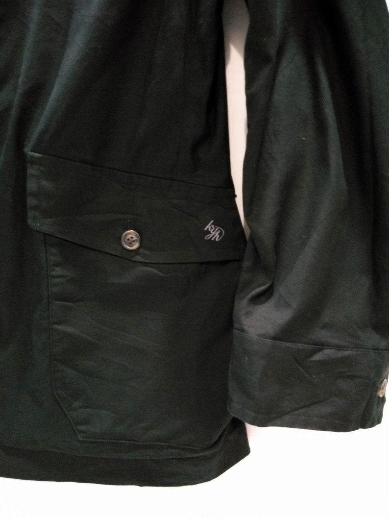 Kansai Yamamoto Homme Jacket Japanese Designer Light Jacket