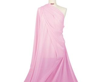 1m cationiques nouveau sombre lilas mousseline robe doux tissu en mousseline de soie 58 cm de large