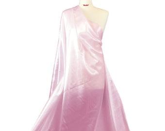 "3M dusky pink DRESS  SATIN FABRIC..58/""  WIDE"