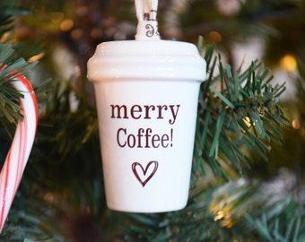 Coffee Christmas Ornaments.Coffee Ornaments Etsy