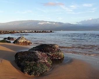 Maui Beach Rocks