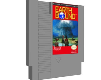 Earthbound zero | Etsy