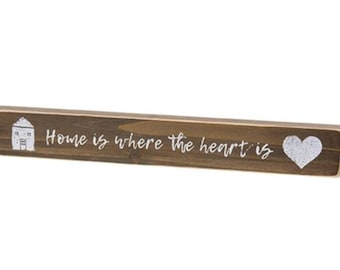 Home Is Where The Heart Is Block