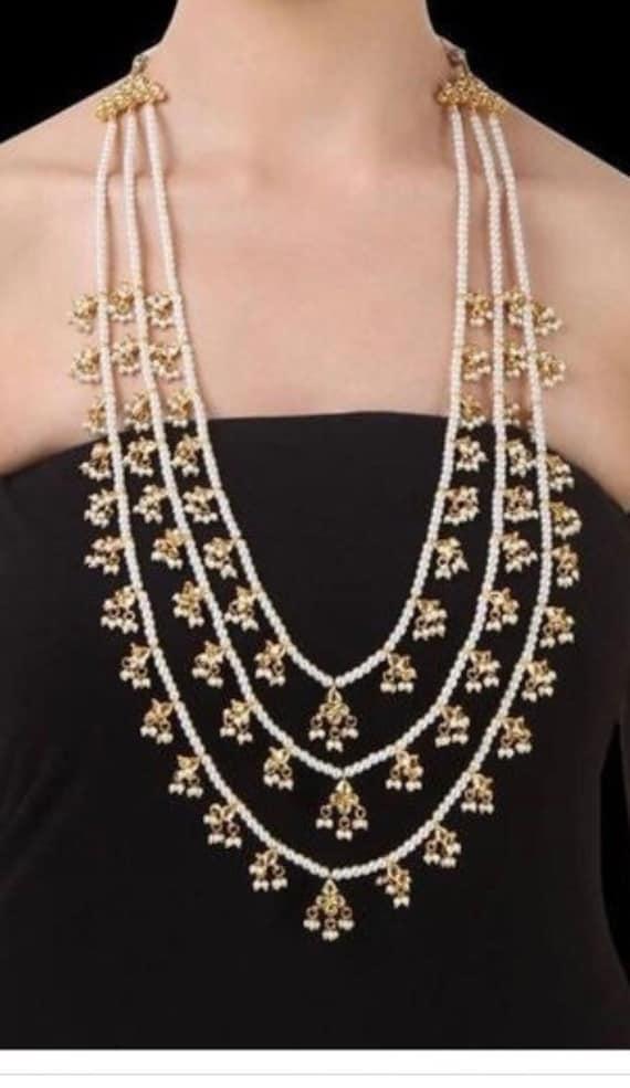 Kundan Jewelry Indian Jewelry Pakistani Jewelry Etsy