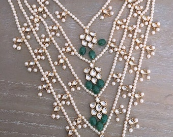 Kundan jewelry ,indian jewelry ,Pakistani jewelry