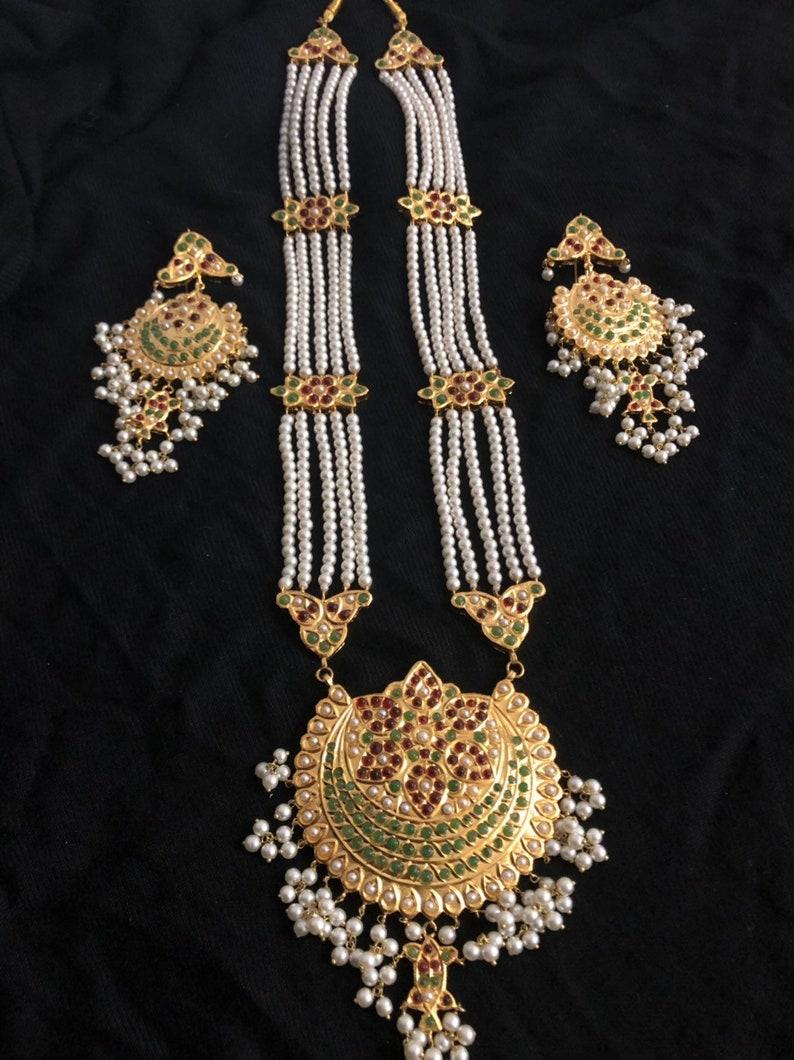 Kundan jewelry stones jewelry indian jewelry pakistani jewelry fadhion jewelry