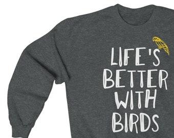 Bird Lover Sweater bf5b868e9