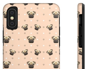 info for a255e 50f7f Pug iphone case | Etsy