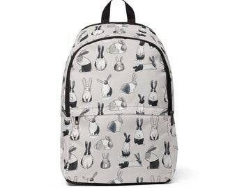 644d1172d9ea Rabbit backpack | Etsy