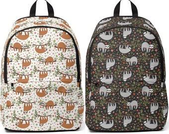 e5bbe8658217 Cute Sloth Backpack