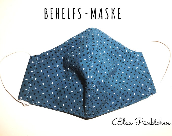 Makeshift Mask | Nose Mouth Mask | Fabric Mask | Mouth covering | Facie | Face Mask | Cotton Mask| Insert for filters