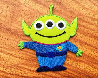 Toy Story Patches Cartoon Patches Patch Iron On Patch Embroidered Patches