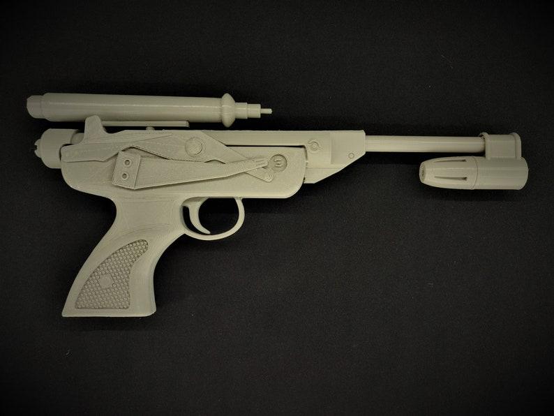 DL-18 Blaster Star Wars Kanan Jarrus Pistol 3D Printed