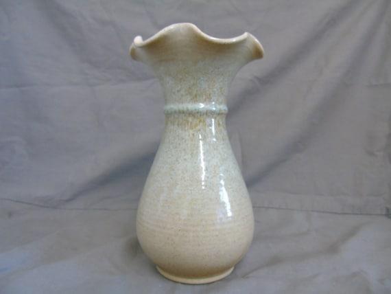 Poole Pottery Vase Etsy
