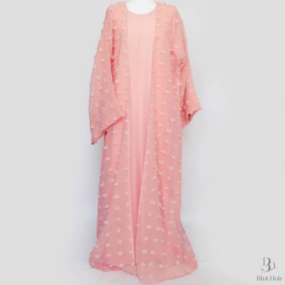 Abaya Dubai Abaya Dress Modern Abaya Maxi dress Occasion Abaya Open Abaya  Dubai Style Dubai Kaftan Farasha Jalabiya Embroidered Abaya