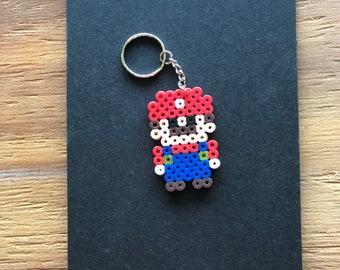 Mario Keychain