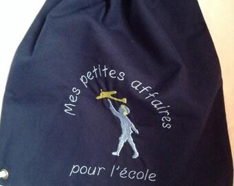 Backpack for children / storage bag for school