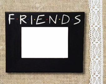 Friends Tv Show Picture Frame Etsy