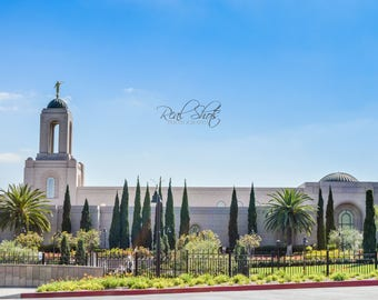2 Photo Collection: Newport Beach, CA LDS Temple