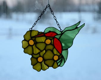 Stained Glass Sun Catcher
